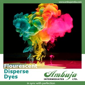 Flouro Disp Dyes