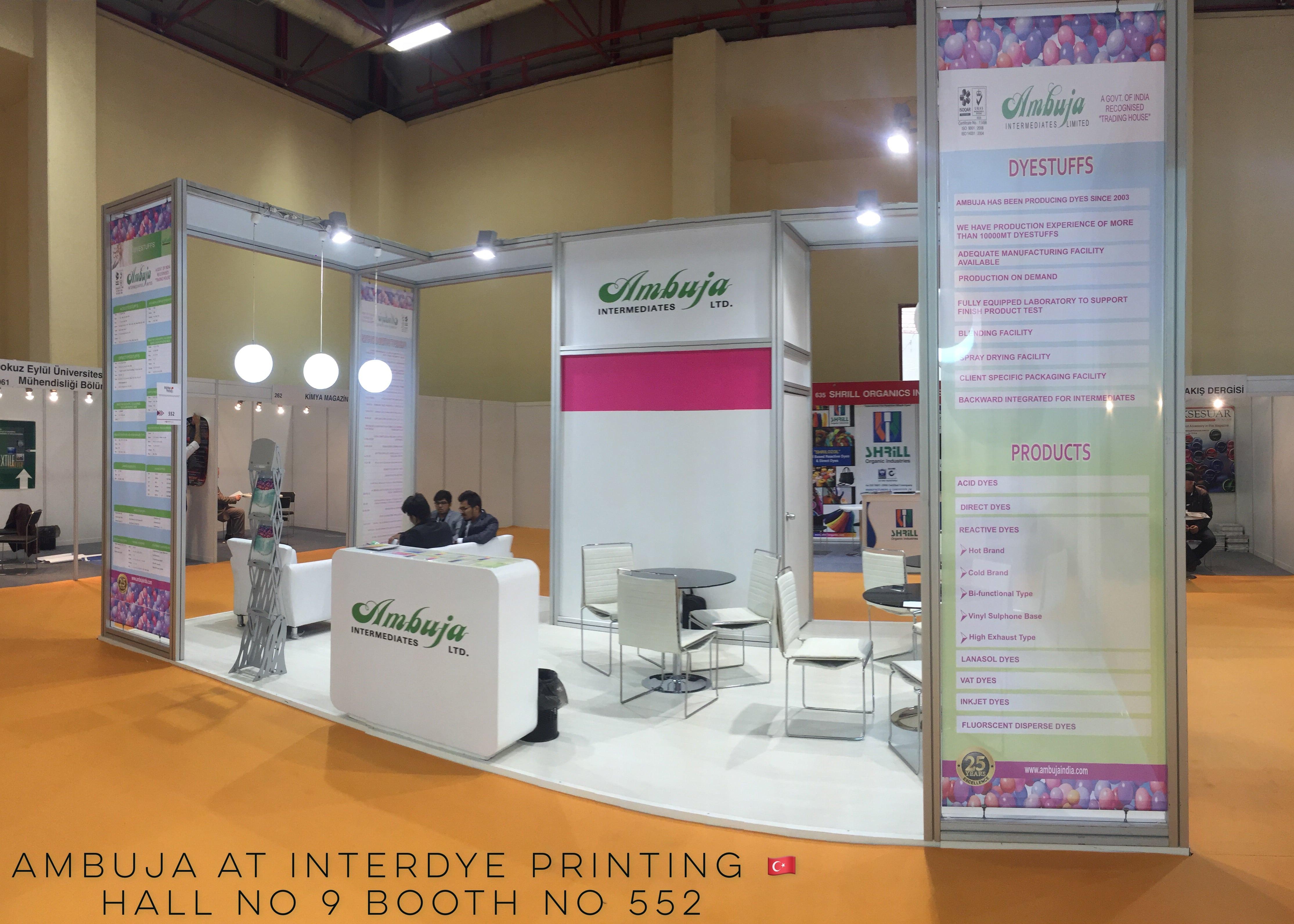 Ambuja Interdye Printing Eurasia